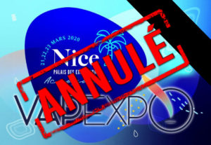 Le Vapexpo Nice 2020 Annulé !