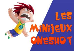 Les MiNiJeUX Oneshot Media
