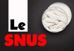 Le Snus, c'est quoi ?