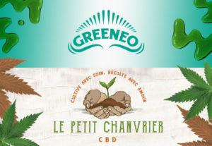 CBD : Greeneo et Le Petit Chanvrier