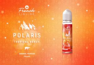POLARIS TROPICAL BEACH - Revue e-liquide