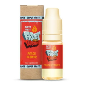 Pulp Liquides -Frost And Furious - Super Frost Peach Flower