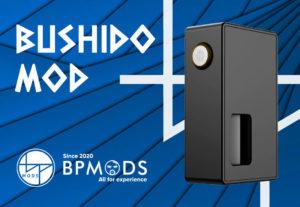 Bushido Mod BF par BP Mods