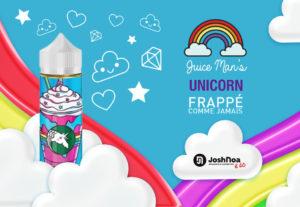 Unicorn Frappé par Juice Man's