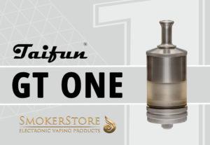 Taifun GT One par Smoker Store